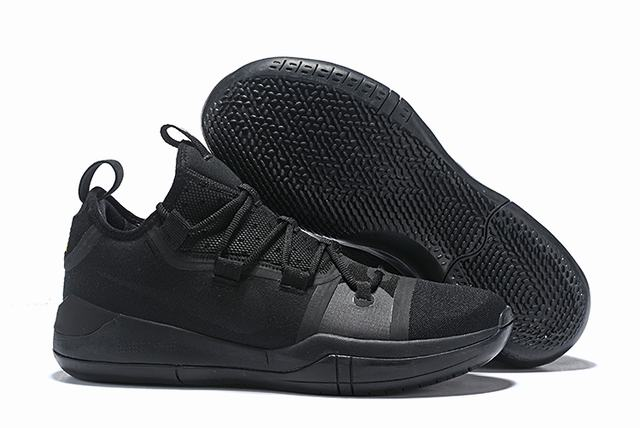 Nike Kobe AD EP Shoes All Black